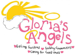 Gloria's Angels Logo