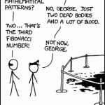 Mathnet, XKCD Style.
