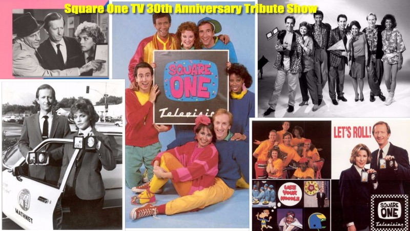 Square One TV 30th Anniversary Tribute Event